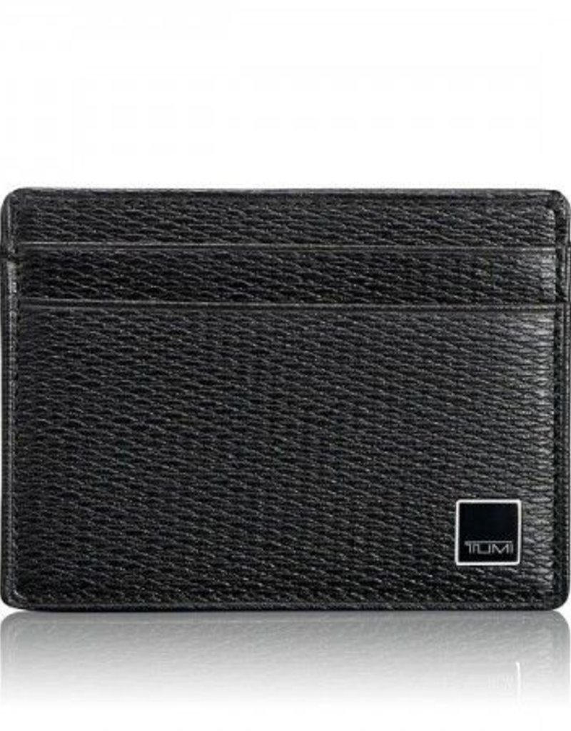 TUMI 18260 D TUMI CARD WALLET BLACK