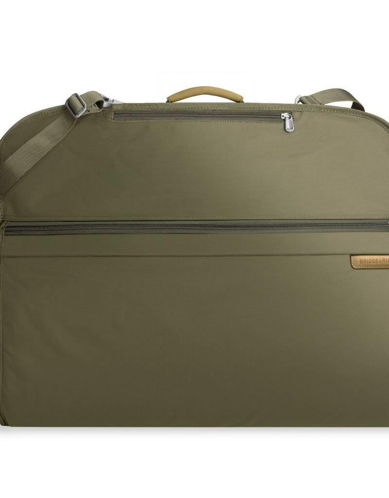 511ddea36b141 389-7 OLIVE  CLASSIC GARMENT COVER - Capital City Luggage