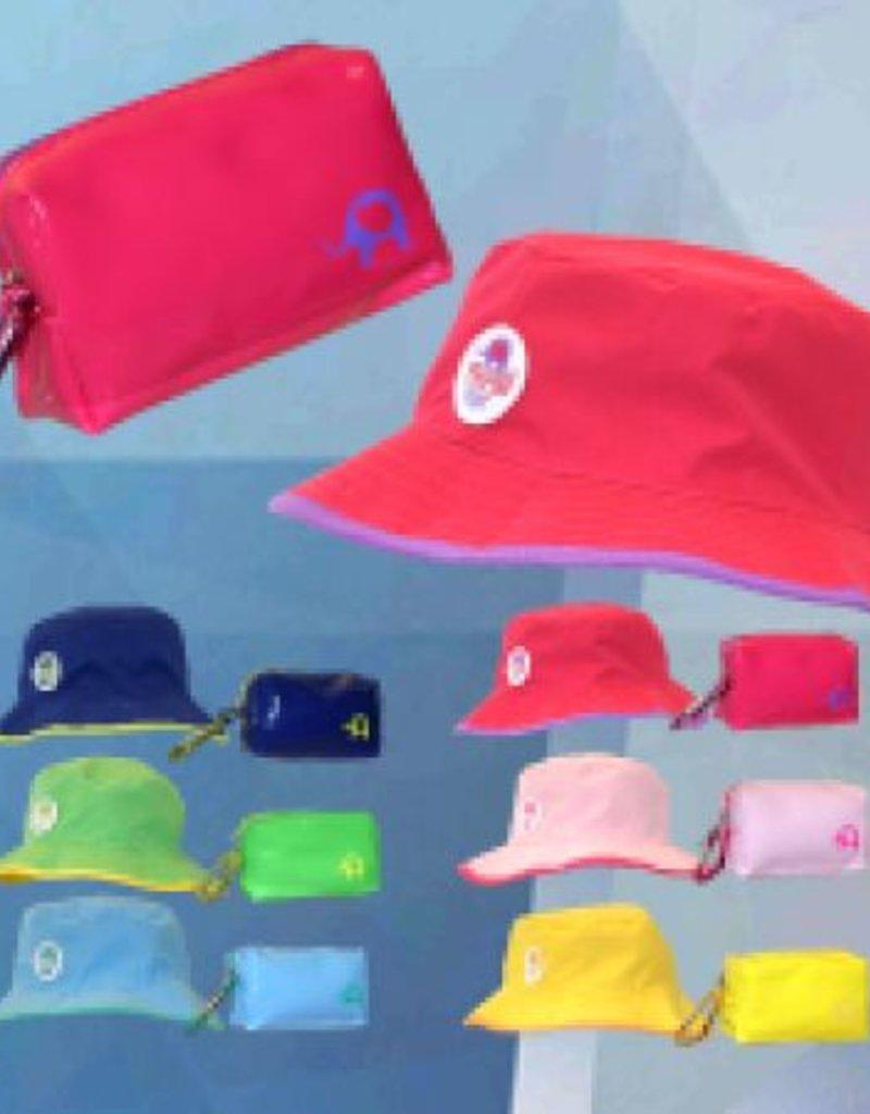 FTOPPNK KIDS FLOPPY REVERSIBLE HAT