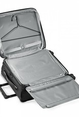 BRIGGS & RILEY U121CXSPW-4 BLACK INTERNATIONAL CARRYON EXPANDABLE WIDE BODY UPRIGHT