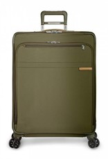 BRIGGS & RILEY U128CXSP-7 OLIVE LARGE EXPANDABLE SPINNER