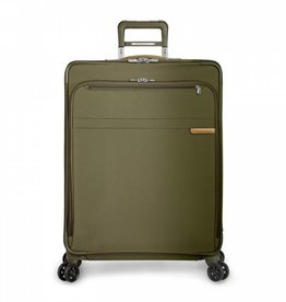BRIGGS & RILEY OLIVE LARGE EXPANDABLE SPINNER