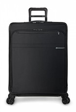 BRIGGS & RILEY U128CXSP-4 BLACK LARGE EXPANDABLE SPINNER