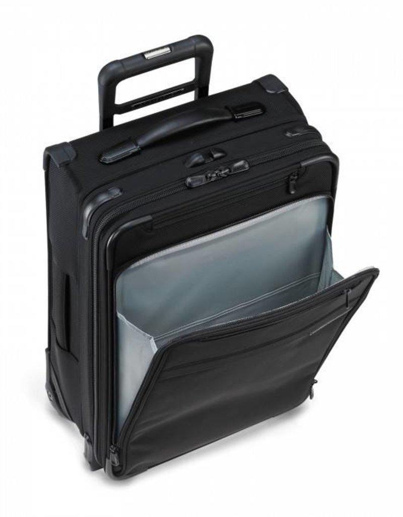 BRIGGS & RILEY U125CX-7 OLIVE MEDIUM EXPANDABLE UPRIGHT