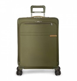 BRIGGS & RILEY OLIVE MEDIUM EXPANDABLE SPINNER