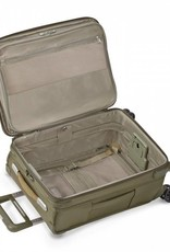 BRIGGS & RILEY U122CXSP-7 OLIVE DOMESTIC U.S. CARRYON EXPANDABLE SPINNER