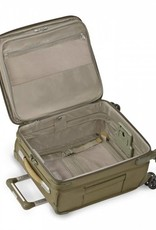 BRIGGS & RILEY U119CXSP-7 OLIVE COMMUTER EXPANDABLE SPINNER