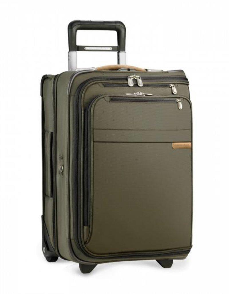 BRIGGS & RILEY DOMESTIC U.S. CARRYON UPRIGHT GARMENT BAG