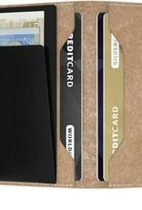 SECRID MINIWALLET RFID DUTCH CACAO BROWN