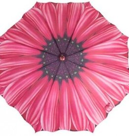 AUSTIN HOUSE FUSCIA COMPACT UMBRELLA