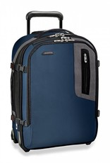 BRIGGS & RILEY BU220X-44 BLUE EXPLORE COMMUTER EXP UPRIGHT