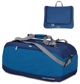 HIGH SIERRA BLUE 20 PACKNGO DUFFLE BAG