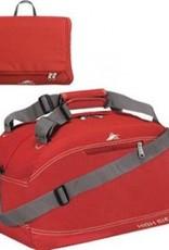 HIGH SIERRA 536073135 RED 20 PACKNGO DUFFLE BAG