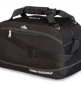 HIGH SIERRA BLACK 30 PACKNGO DUFFLE BAG