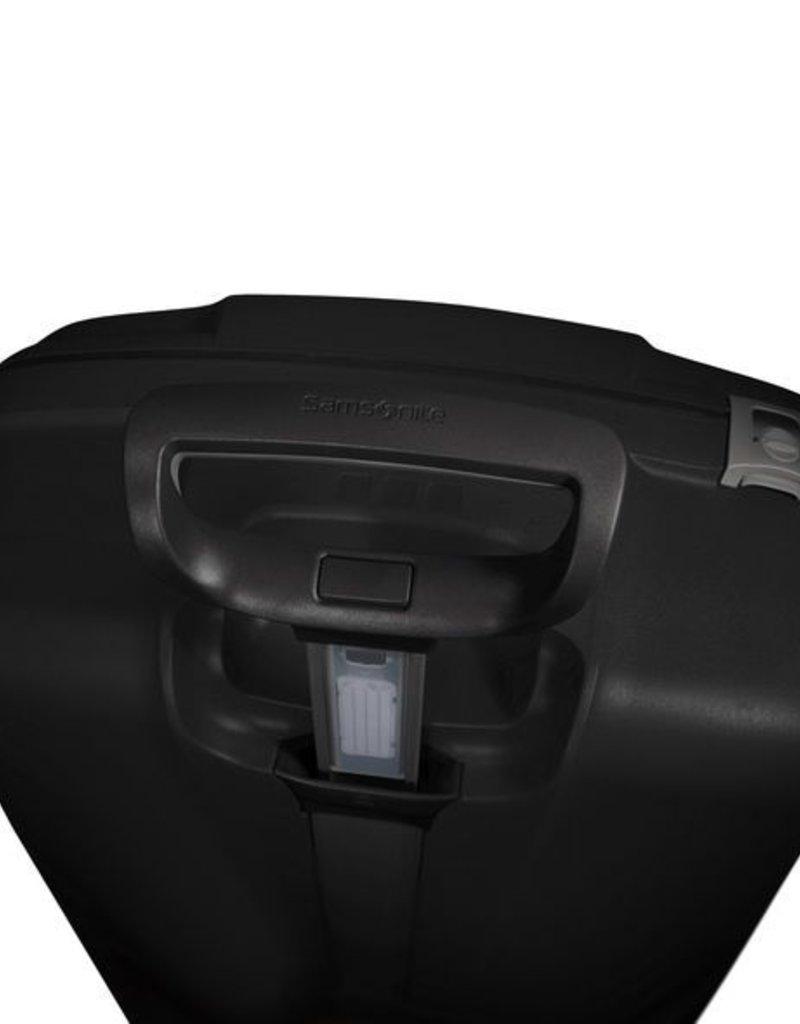 SAMSONITE 408591041 LARGE BLACK F'LITE