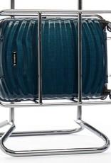 SAMSONITE 802211686 PETROL BLUE SPINNER CARRYONLITE SHOCK