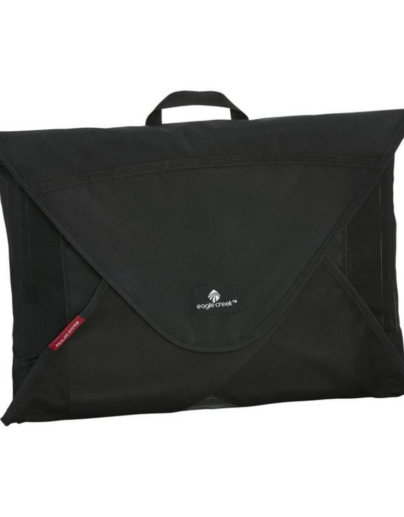 EAGLE CREEK EC041190 010 BLACK MEDIUM GARMENT FOLDER