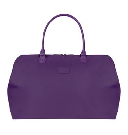 LIPAULT PURPLE WEEKEND BAG MEDIUM