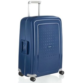 "SAMSONITE SAMSONITE S'CURE 28"" SPINNER BLUE"