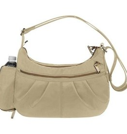TRAVELON Hobo Travel Bag KHAKI