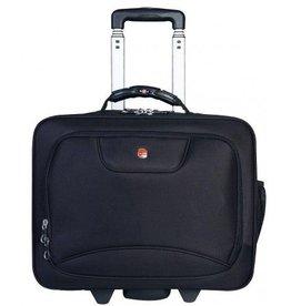 db0697d703 SWISS GEAR BLACK · Swiss Gear Wheeled Business Case With Laptop Sleeve