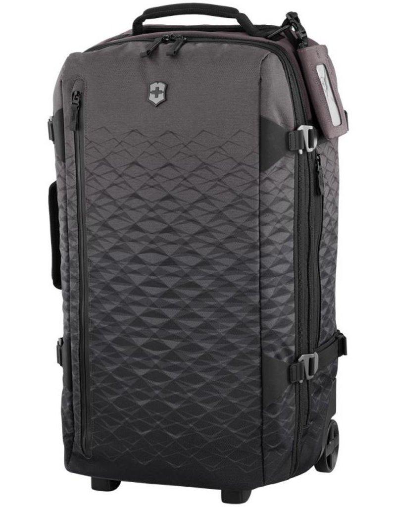 7185f909fb9e 601480 ANTHRACITE VX MEDIUM WHEELED DUFFLE - Capital City Luggage
