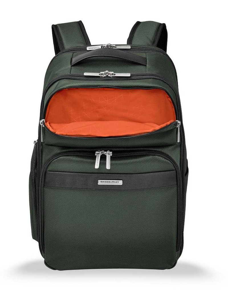 BRIGGS & RILEY TP465- 46 MERLOT CARGO BACKPACK