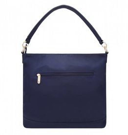 TRAVELON Anti-Theft Tailored Tote SAPHIRE