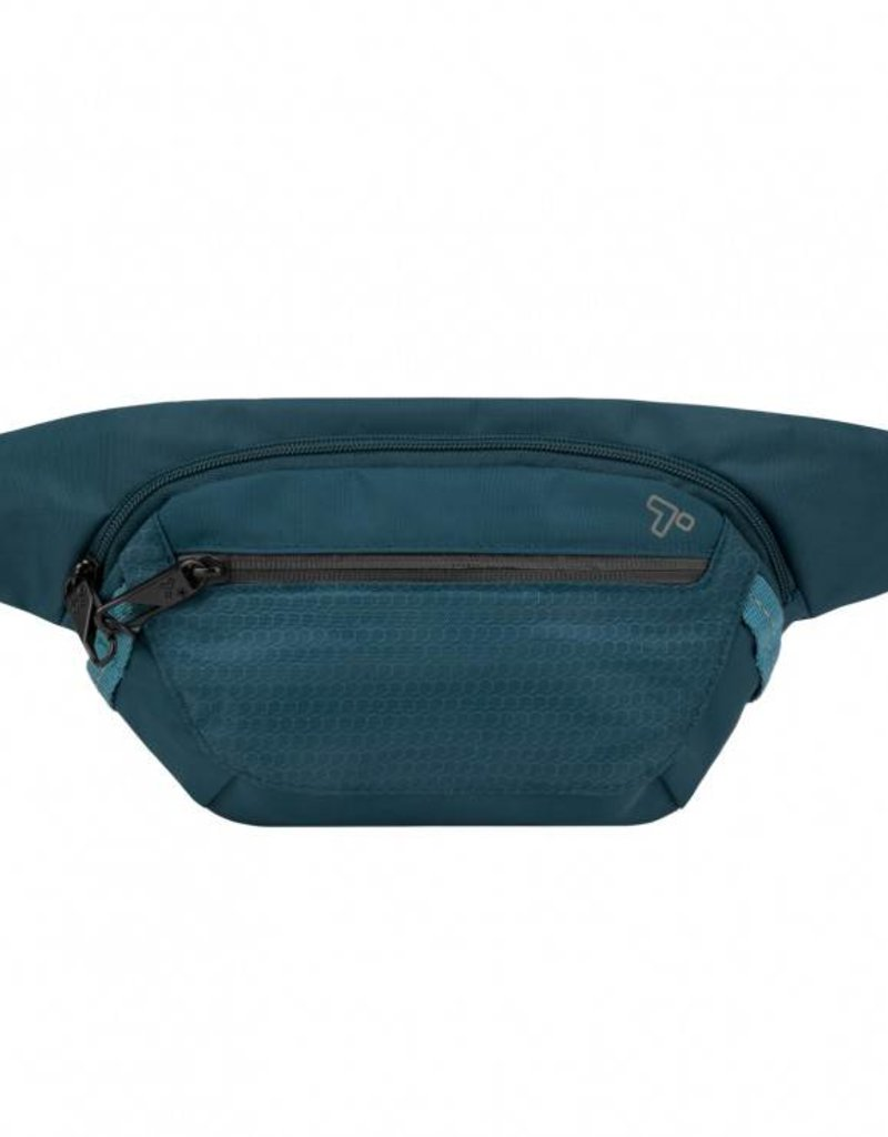 TRAVELON 43127 TEAL ANTI-THEFT ACTIVE WAIST PACK