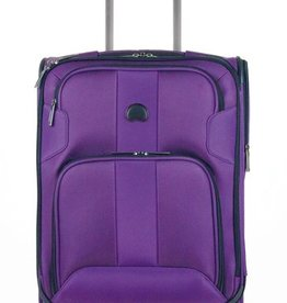 DELSEY PURPLE 29 LARGE EXPANDABLE SPINNER