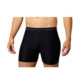 EXOFFICIO EXTRA LARGE BLACK GNG BOXER BRIEF