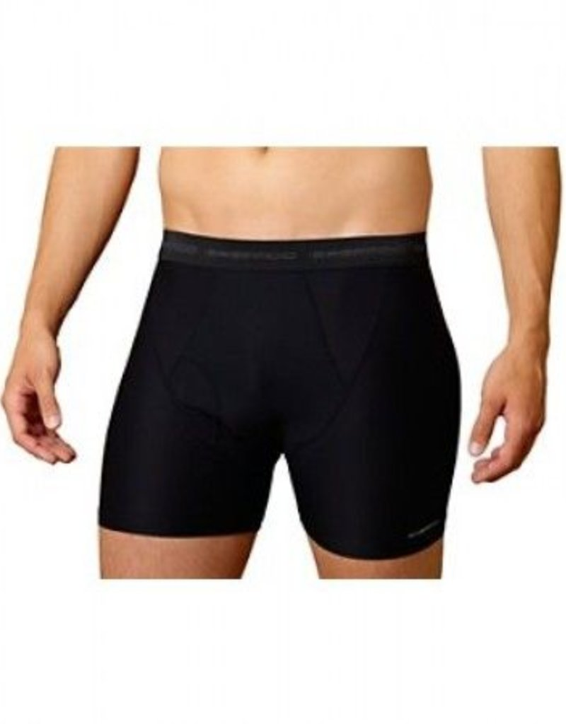 EXOFFICIO 12412172 MEDIUM CHARCOAL GNG BOXER BRIEF