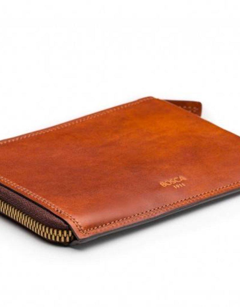 BOSCA 623 RFID 218 DARK BROWN