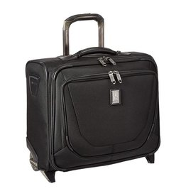 TRAVELPRO CREW 11  BLACK WHEELED TOTE