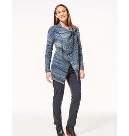ROYAL ROBBINS Sophia Convertible Women's Sweater HENNA LARGE