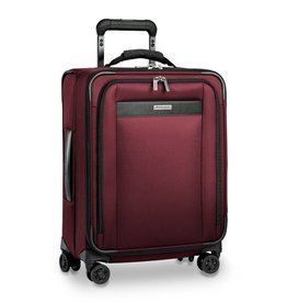 BRIGGS & RILEY MERLOT WIDE CARRYON EXPANDABLE SPINNER