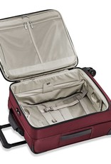 BRIGGS & RILEY TU421VXSPW-46 MERLOT WIDE CARRYON EXPANDABLE SPINNER