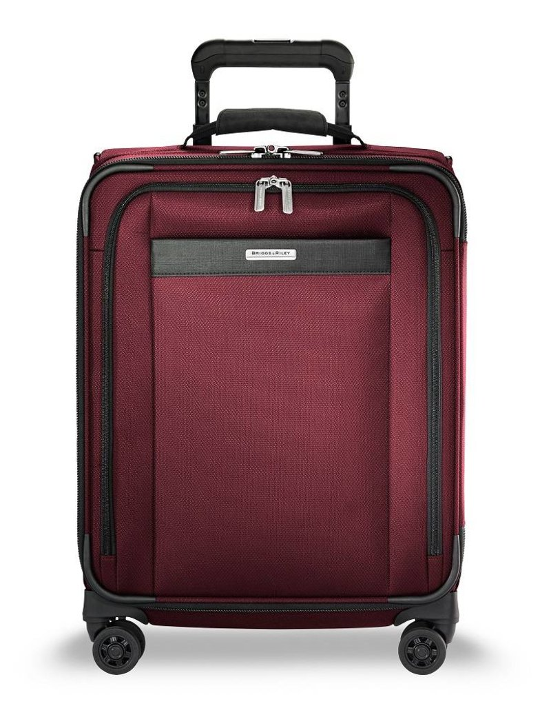 BRIGGS & RILEY TU421VXSPW-8 RAINFOREST WIDE CARRYON EXPANDABLE SPINNER