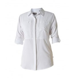 ROYAL ROBBINS expedition dry WHITE LARGE