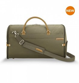 BRIGGS & RILEY BRIGGS AND RILEY OLIVE SUITER DUFFLE