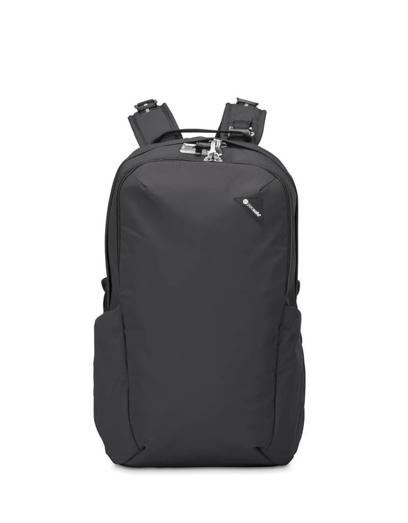 PACSAFE VIBE 25L BLACK BACKPACK # ANTI THEFT 25L