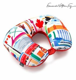 CANADA TRAVEL PILLOW FVT