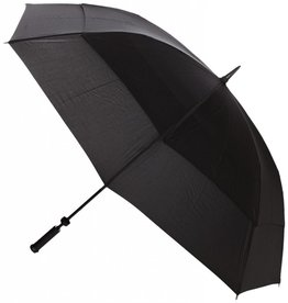 FULTON BLACK STORMSHEILD UMBRELLA