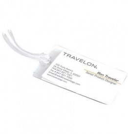 TRAVELON 19330 CLEARTAGS