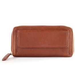 OSGOODE MARLEY ZIP AROUND WALLET BLACK