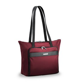 BRIGGS & RILEY MERLOT SHOPPING TOTE