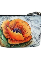 ANUSCHKA 1031 P3  LEATHER COIN POUCH