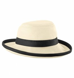 TILLEY BLACK LG HEMP HAT