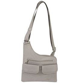 TRAVELON Cross-Body Bag STONE