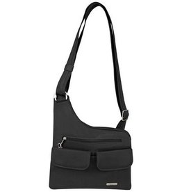 TRAVELON ANTI-THEFT CLASSIC CROSS BODY BAG 42373 TRAVELON